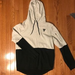 Hollister Guys Small Hoodie with front zip pouch